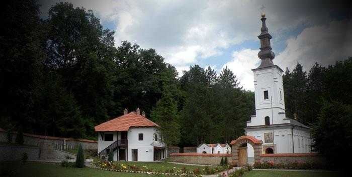 monastery Bogovadja