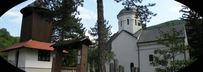 monastery celije