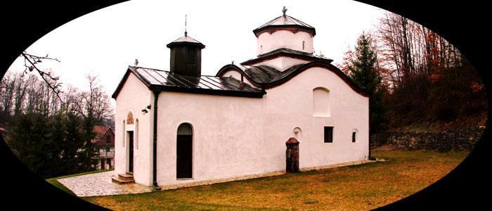 monastery Dokmir