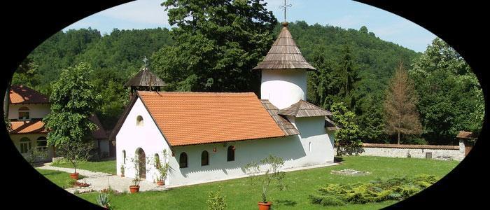 monastery Jovanja