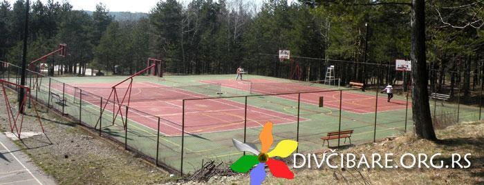 sport fields divcibare