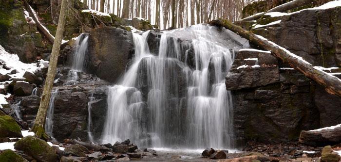 vodopad skakalo divcibare