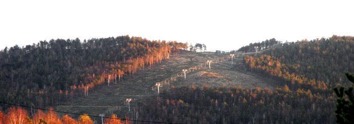ski staze na Divcibarama