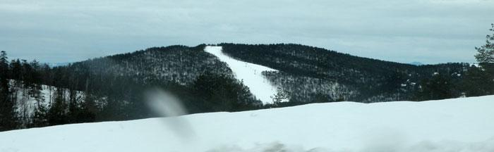 divcibare ski staza crni vrh